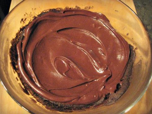 Single Serve Chocolate Cake
