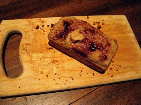 Peanut Butter Jelly Bread | Adventures of a Hungry Redhead