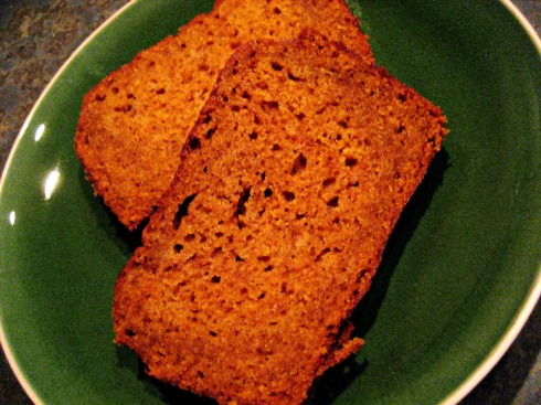 Pumpkin Bread   Adventures of a Hungry Redhead