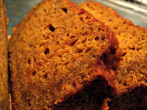 Pumpkin Bread | Adventures of a Hungry Redhead