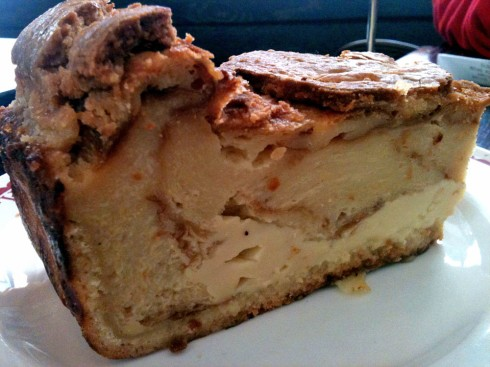 La Boulange Bread Pudding | Adventures of a Hungry Redhead
