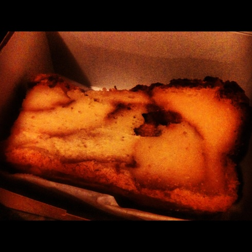 Croissant Bread Pudding from La Boulange | Adventures of a Hungry Redhead