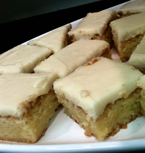 White Chocolate Brownies | Adventures of a Hungry Redhead