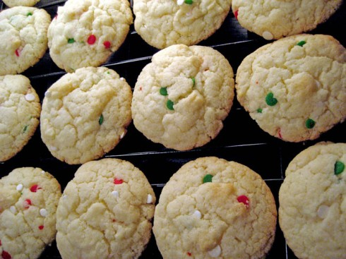 Cake Mix Cookies   Adventures of a Hungry Redhead