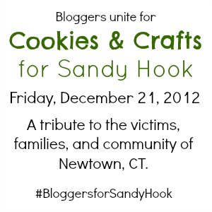 Cookies and Crafts for Sandy Hook