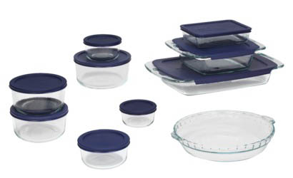 Pyrex-Sets
