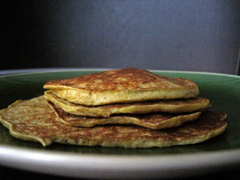 Simple Paleo Pancakes | Adventures of a Hungry Redhead