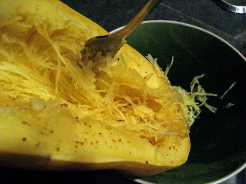 Spaghetti Squash | Adventures of a Hungry Redhead