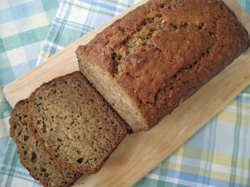 Biscoff Banana Bread | Adventures of a Hungry Redhead
