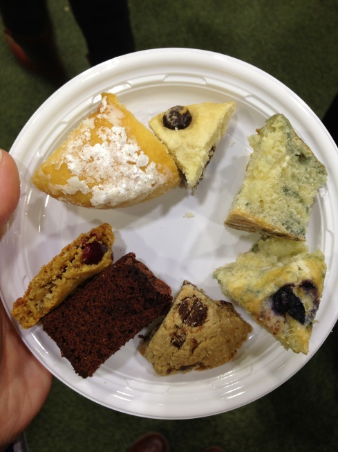 Taste of Athens baked goods | Adventures of a Hungry Redhead
