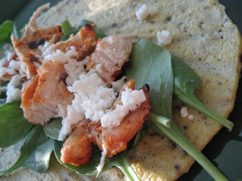 Cauliflower Wraps | Adventures of a Hungry Redhead
