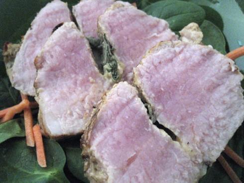 Easy Pork Tenderloin | Adventures of a Hungry Redhead