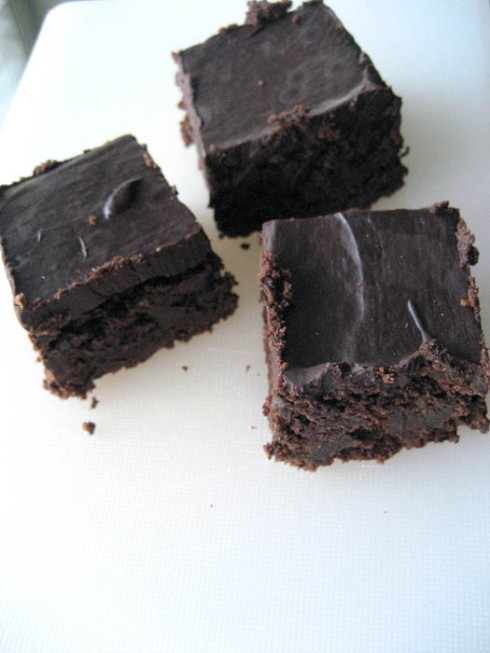 Vegan Chocolate Stout Brownies | Adventures of a Hungry Redhead
