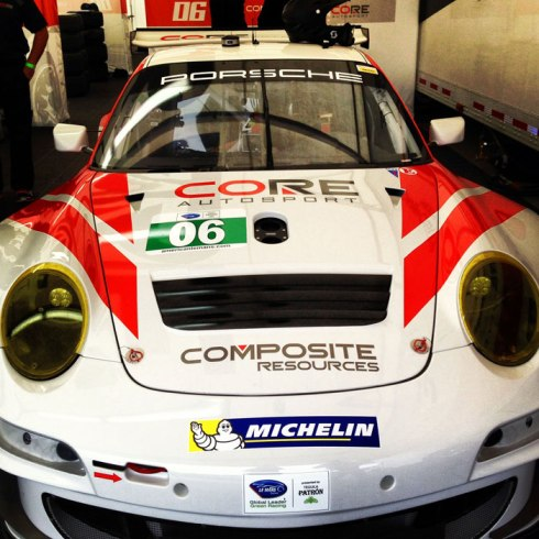 CORE autosport Porsche