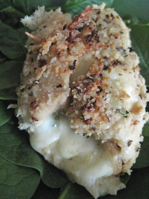 Chicken Cordon Vert | Adventures of a Hungry Redhead