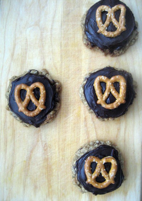 Beer and Pretzel Cookies | Adventures of a Hungry Redhead