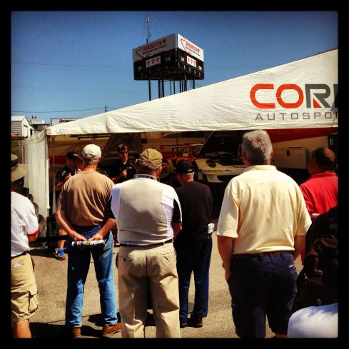 CORE autosport Tech Talk