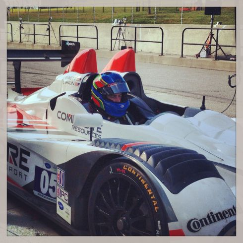 Colin Braun CORE autosport