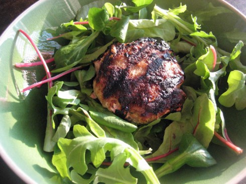 Stuffed Turkey Burgers | Adventures of a Hungry Redhead