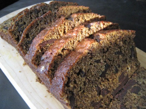 Chocolate Espresso Pumpkin Bread | Adventures of a Hungry Redhead