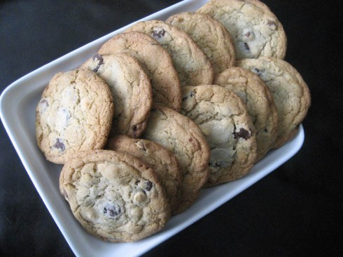 Jumbo Triple Chip Cookies | Adventures of a Hungry Redhead